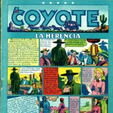 Tebeos: EL COYOTE-33 (CLIPER, 1947) . Lote 181437665