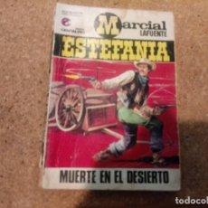 Tebeos: NOVELA DEL OESTE MUERTE EN EL DESIERTO. Lote 181599323