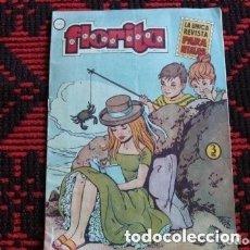 Tebeos: REVISTA INFANTIL FLORITA AÑO1958. Lote 181620056