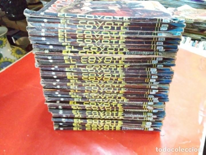 COLECCION COYOTE PRIMERA EDICCION 43 COMICS (Tebeos y Comics - Cliper - El Coyote)