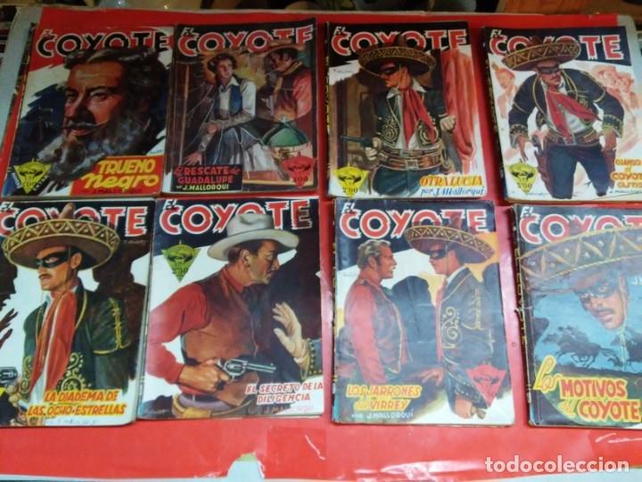 Tebeos: COLECCION COYOTE PRIMERA EDICCION 43 COMICS - Foto 3 - 182263686