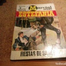 Tebeos: NOVELA DEL OESTE FIESTAS DE SANGRE. Lote 182351080