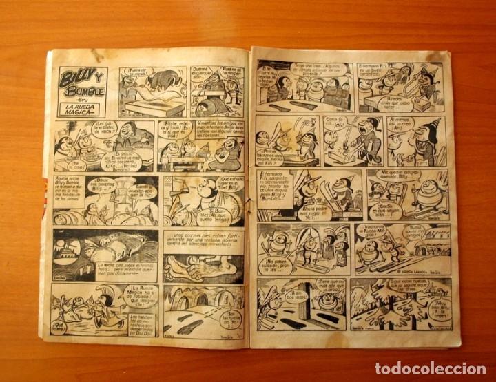 Tebeos: Yumbo nº 210, Popeye, el conejito Atómico, Billy y Bumble - Ediciones Cliper 1953 - Foto 3 - 183007845