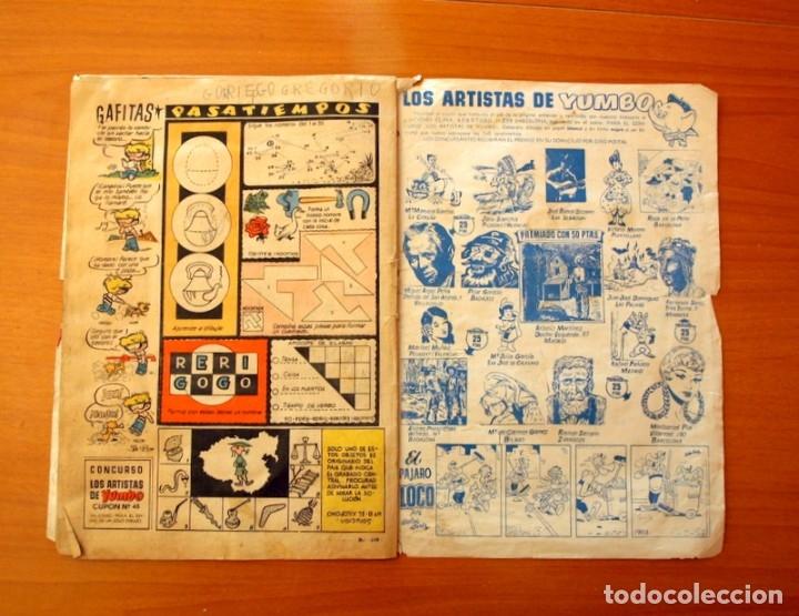 Tebeos: Yumbo nº 210, Popeye, el conejito Atómico, Billy y Bumble - Ediciones Cliper 1953 - Foto 5 - 183007845