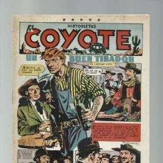 Tebeos: EL COYOTE 98, 1951, CLIPER, BUEN ESTADO. Lote 183363100