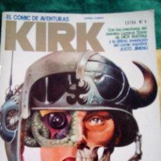 Tebeos: COMIC DE AVENTURAS KIRK. Lote 183898572