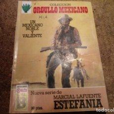 Tebeos: NOVELA DEL OESTE ORGULLO MEXICANO. Lote 183967535
