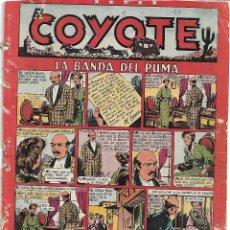 Tebeos: EL COYOTE NUM 22 - ORIGINAL. Lote 184361552