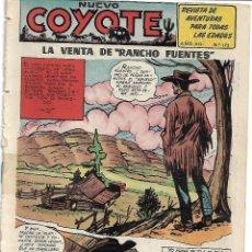 Tebeos: EL COYOTE NUM 172 - ORIGINAL. Lote 184361638