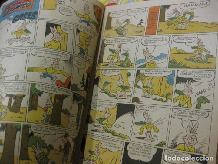 Tebeos: 8 comic tbo yumbo 1 extra navidad ed cliper . gerpla popeye elmer años 50 semanario infantil - Foto 6 - 184398125