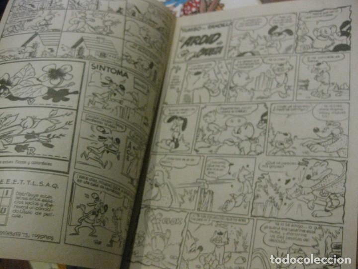 Tebeos: 8 comic tbo yumbo 1 extra navidad ed cliper . gerpla popeye elmer años 50 semanario infantil - Foto 7 - 184398125