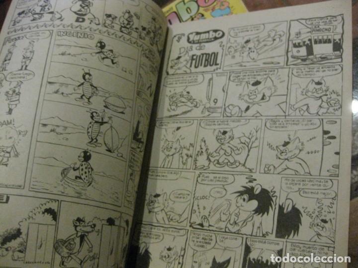 Tebeos: 8 comic tbo yumbo 1 extra navidad ed cliper . gerpla popeye elmer años 50 semanario infantil - Foto 9 - 184398125