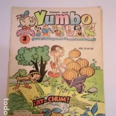 Tebeos: YUMBO - NUM 197 - ED. CLIPER. Lote 184879568