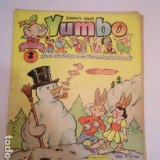 Tebeos: YUMBO - NUM 194 - ED. CLIPER. Lote 184879872