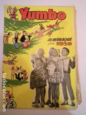 YUMBO - NUM 194 - ED. CLIPER (Tebeos y Comics - Cliper - Yumbo)