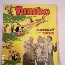 Tebeos: YUMBO - NUM 194 - ED. CLIPER. Lote 184880022
