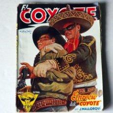 Tebeos: EL COYOTE: EL PRECIO DEL COYOTE POR J. MALLORQUÍ Nº 4. Lote 185405712
