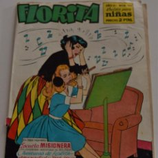 Tebeos: FLORITA Nº 339 - AÑO VI - REVISTA PARA NIÑAS - EDITORIAL CLIPER. Lote 185967585
