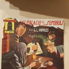 Tebeos: G.L.HIPKISS-EL PALACIO DE LAS SOMBRAS. Lote 186247377