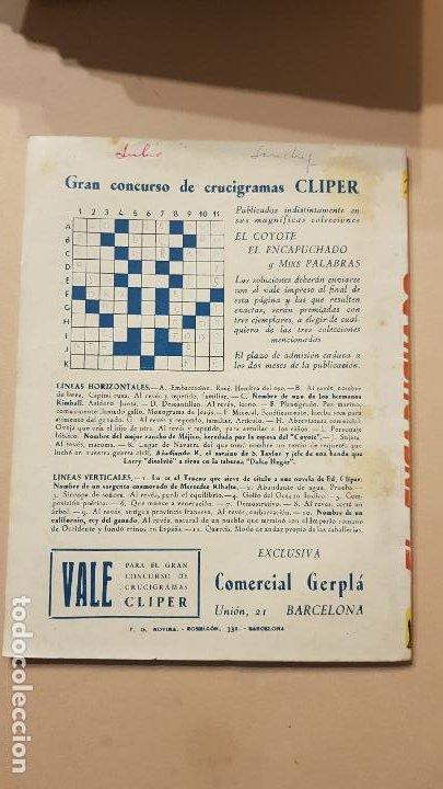 Tebeos: G.L.HIPKISS-LA ARQUILLA DE CRISTAL - Foto 2 - 186247568