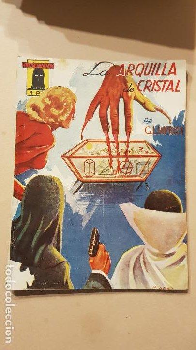G.L.HIPKISS-LA ARQUILLA DE CRISTAL (Tebeos y Comics - Cliper - Otros)