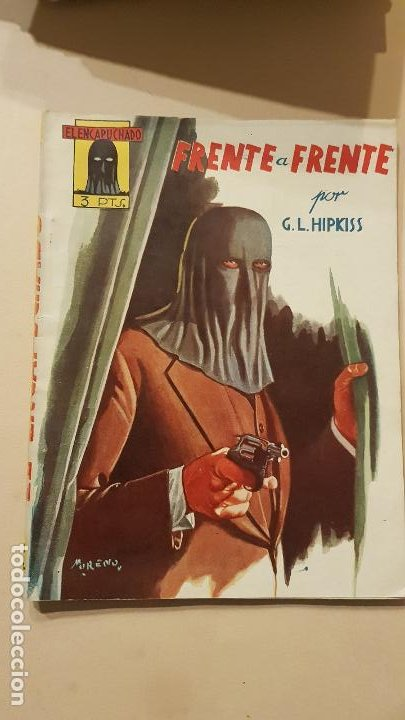 G.L.HIPKISS-FRENTE A FRENTE (Tebeos y Comics - Cliper - Otros)