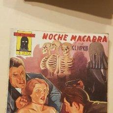 Tebeos: G.L.HIPKISS-NOCHE MACABRA. Lote 186247687
