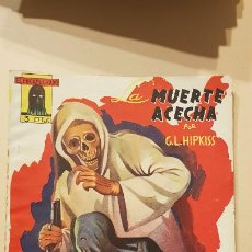 Tebeos: G.L.HIPKISS-LA MUERTE ACECHA. Lote 186247728