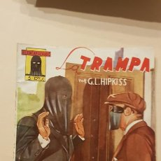 Tebeos: G.L.HIPKISS-LA TRAMPA. Lote 186247781