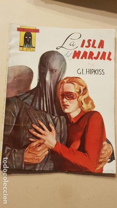 G.L.HIPKISS-LA ISLA MARJAL (Tebeos y Comics - Cliper - Otros)