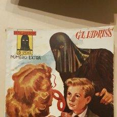 Tebeos: G.L.HIPKISS-CAE EL ANTIFAZ. Lote 186248066