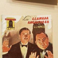 Tebeos: G.L.HIPKISS-LA LLAMADA ANGUSTIOSA. Lote 186248146