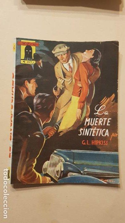 G.L.HIPKISS-LA MUERTE SINTETICA (Tebeos y Comics - Cliper - Otros)