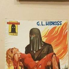 Tebeos: G.L.HIPKISS-AL FUEGO CON FUEGO. Lote 186248330