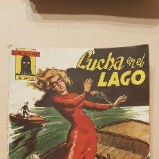 Tebeos: G.L.HIPKISS-LUCHA EN EL LAGO. Lote 186248395