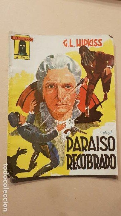 G.L.HIPKISS-PARAISO RECOBRADO (Tebeos y Comics - Cliper - Otros)
