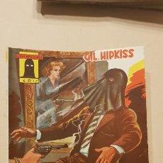 Tebeos: G.L.HIPKISS-LA DAMA DE LOS BRILLANTES. Lote 186248575