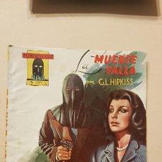 Tebeos: G.L.HIPKISS-LA MUERTE TALLA. Lote 186248653