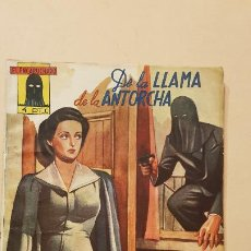 Tebeos: G.L.HIPKISS-DE LA LLAMA DE LA ANTORCHA. Lote 186248885