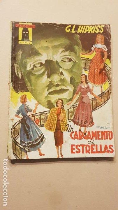 G.L.HIPKISS-UN CARGAMENTO DE ESTRELLAS (Tebeos y Comics - Cliper - Otros)