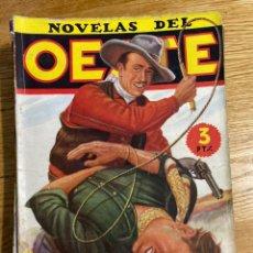 Tebeos: NOVELAS DEL OESTE UN HOMBRE LLAMADO ORTEGA. Lote 186462618