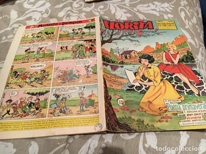 FLORITA Nº 431 EDITORIAL CLIPER (Tebeos y Comics - Cliper - Otros)