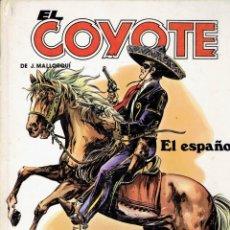 Tebeos: EL COYOTE DE J.MALLORQUI N,5 EDICIONES FORUM AÑO 1983. Lote 188709108