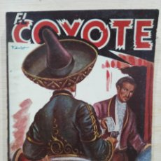 Tebeos: EL COYOTE - Nº 17, TRAS LA MÁSCARA DEL COYOTE - ED. CLIPER. Lote 189355100