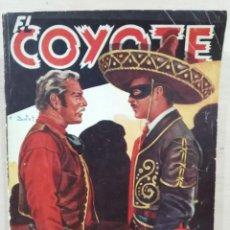 Tebeos: EL COYOTE - Nº 21, LOS JARRONES DEL VIRREY - ED. CLIPER. Lote 189355926