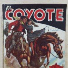 Tebeos: EL COYOTE - Nº 22, AL SERVICIO DEL COYOTE - ED. CLIPER. Lote 189356008