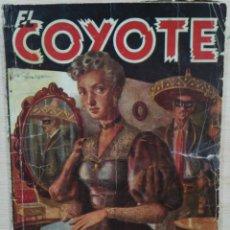 Tebeos: EL COYOTE - Nº 24, TODA UNA SEÑORA - ED. CLIPER. Lote 189357966