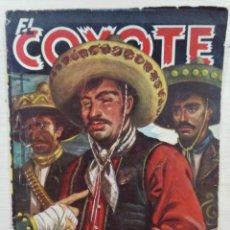Tebeos: EL COYOTE - Nº 25, EL SECRETO DE MAISE SYER - ED. CLIPER. Lote 189358081