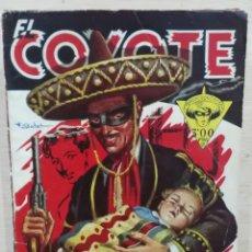 Tebeos: EL COYOTE - Nº 26, RAPTO - ED. CLIPER. Lote 189358168