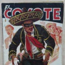 Tebeos: EL COYOTE - Nº 28, CUANDO EL COYOTE CASTIGA - ED. CLIPER. Lote 189358328